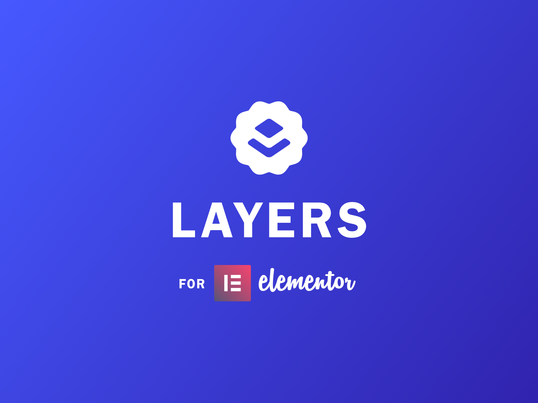 layers elementor